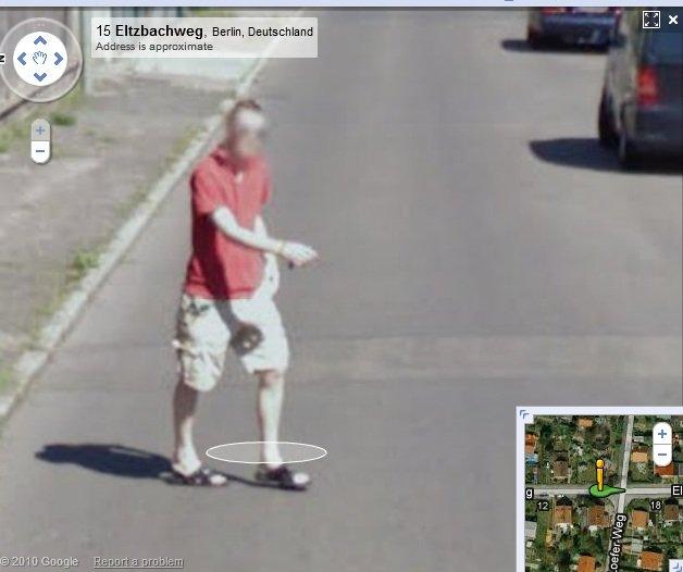 Spotted in 2008. Berlin, Germany