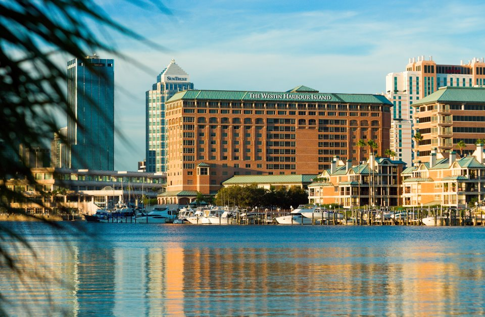 Westin Tampa Harbour Island - Where I'll Be Staying