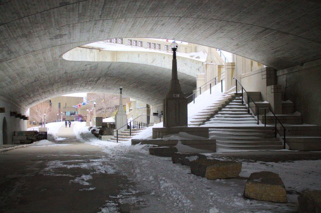 The Underpass Downtown