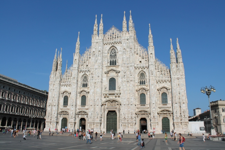 Duomo by day
