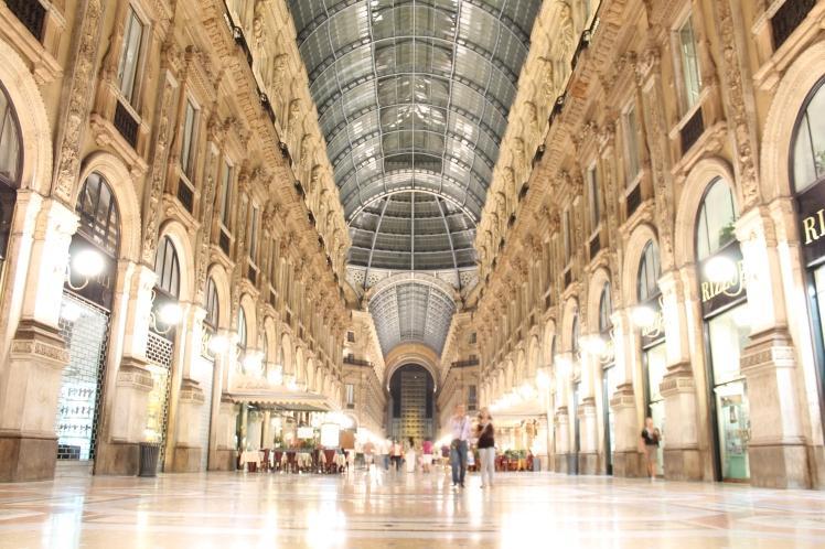 Galleria Vittorio Emanuele ll