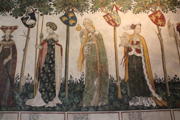 15th Century Frescoes