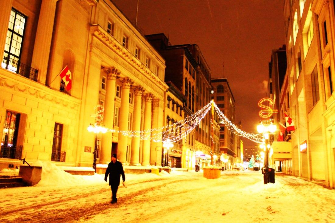 A Quiet Sparks Street