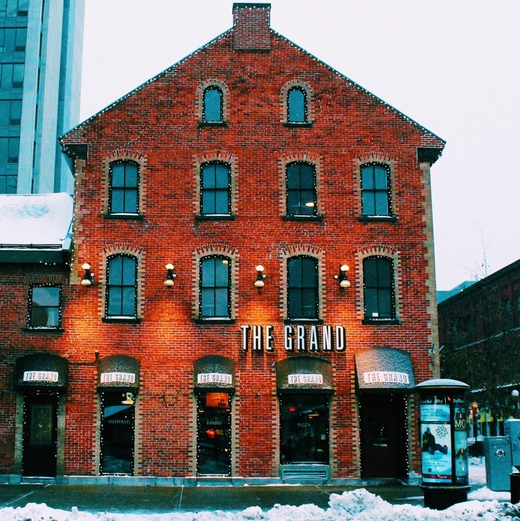 The Grand Pizzeria - Great Heritage Building