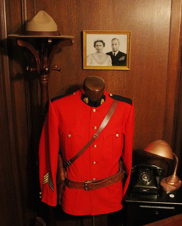 The RCMP Room