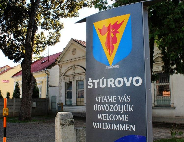 Welcome to Štúrovo.