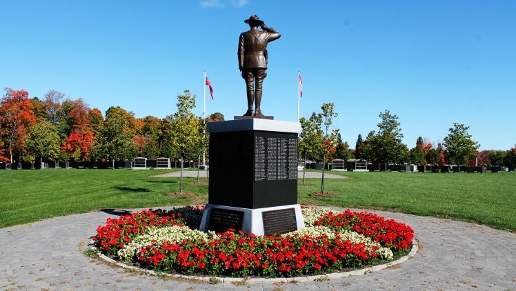 The RCMP Cemetery